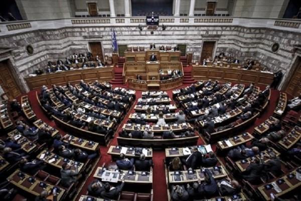 Η ένταξη των Σκοπίων στο ΝΑΤΟ περνάει από την ελληνική Βουλή!