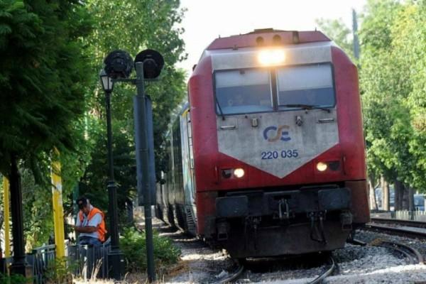 Τραγωδία στην Θεσσαλονίκη: Άνδρας παρασύρθηκε από τρένο!