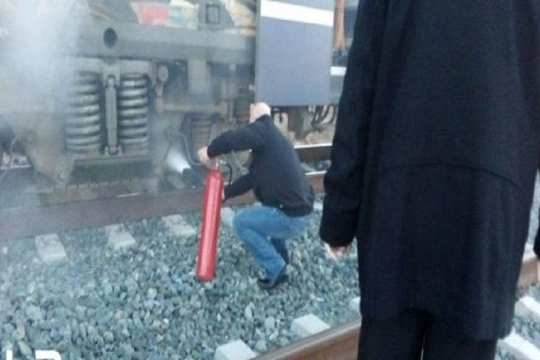 Συναγερμός: Φωτιά σε τρένο από Θεσσαλονίκη προς Αθήνα!