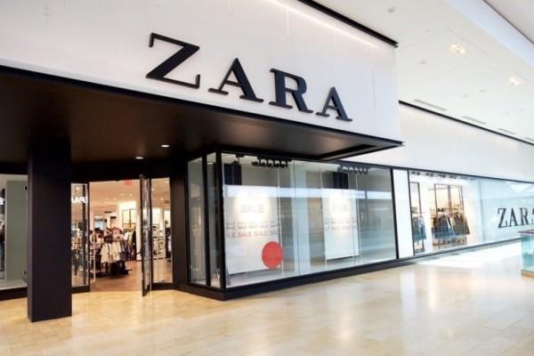 Zara: Η mini εβαζέ φούστα που αναδεικνύει άψογα το σωματότυπο