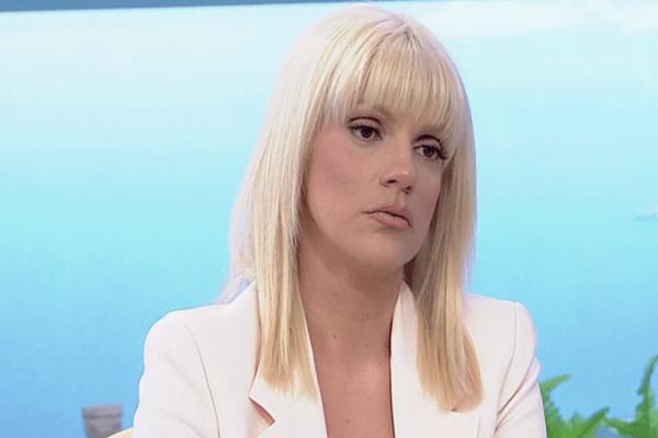 Σάσα Σταμάτη: Δύσκολες ώρες για την παρουσιάστρια!