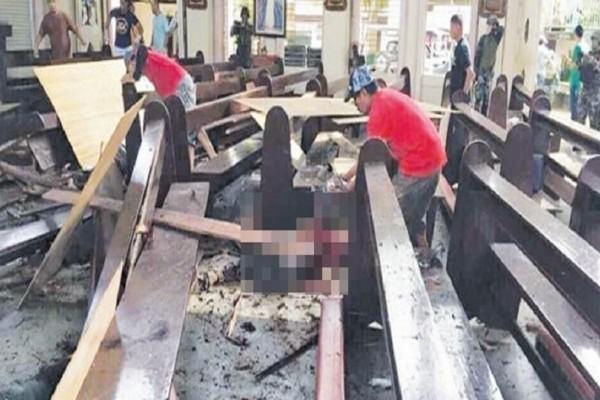 Αιματηρή επίθεση σε τέμενος με δυο νεκρούς στις Φιλιππίνες