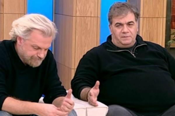 Σπυρόπουλος - Σταρόβας: Δηλώσεις