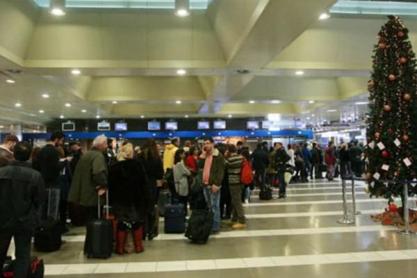 Αεροδρόμιο Μακεδονία: Έφτασανοι επιβάτες από την Τιμισοάρα!