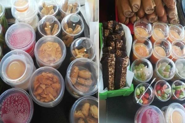 Στην Κρήτη τα κυλικεία σερβίρουν σε μαθητές σαλάτες και χυμούς!