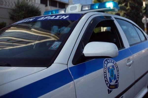 Γιαννιτσά: Έλληνες οδηγοί τσακώθηκαν με Σκοπιανό και του πήραν τις πινακίδες!