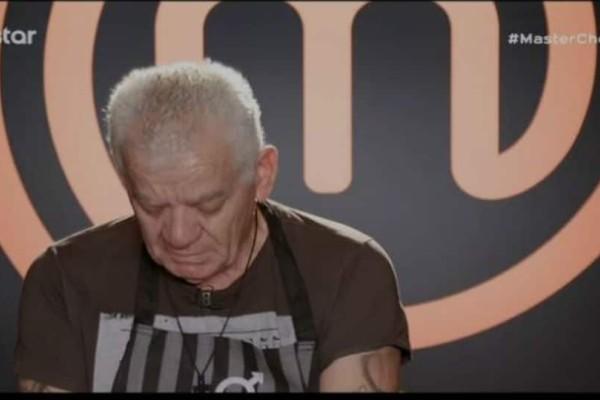 Master Chef 3: Συνταξιούχος συγκίνησε με την ιστορία του! Ξέσπασε μπροστά στην κάμερα (video)