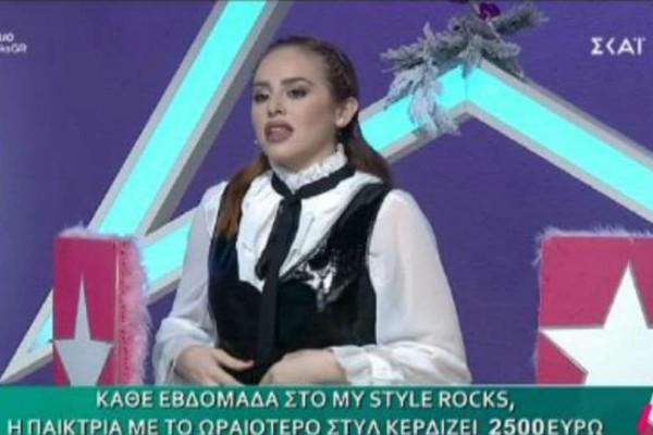 My Style Rocks 2: Ξέσπασε η Σουλτάτη με τους κριτές! Η συγγνώμη και τα δάκρυα (video)