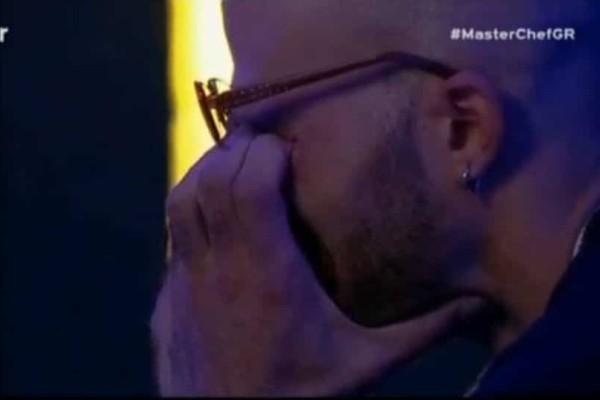 MasterChef 3: Δεν άντεξε και ξέσπασε σε κλάματα ο παίκτης! Τι συνέβη; (video)