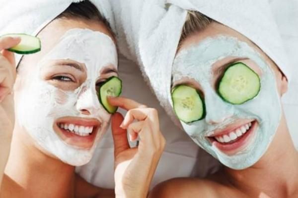 DIY Μάσκα προσώπου για δέρμα πιο λαμπερό από ποτέ!