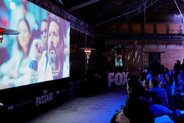 ''The Passage'' Πρεμιέρα για τη νέα σειρά θρίλερ που  έρχεται απόψε  στo FOX και την WIND VISION