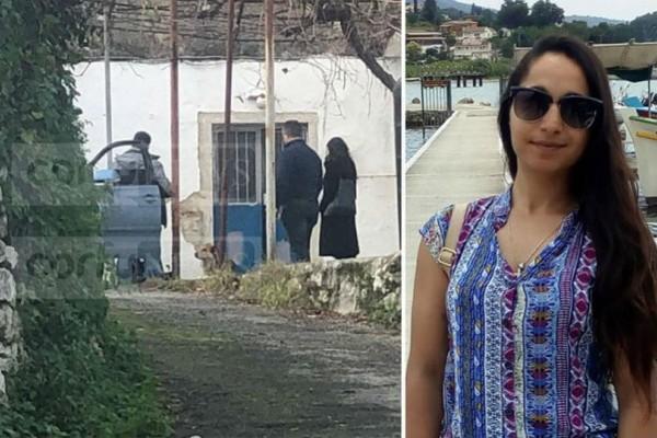 Έγκλημα στην Κέρκυρα: Θρίλερ με τη σορό της άτυχης Αγγελικής! (video)