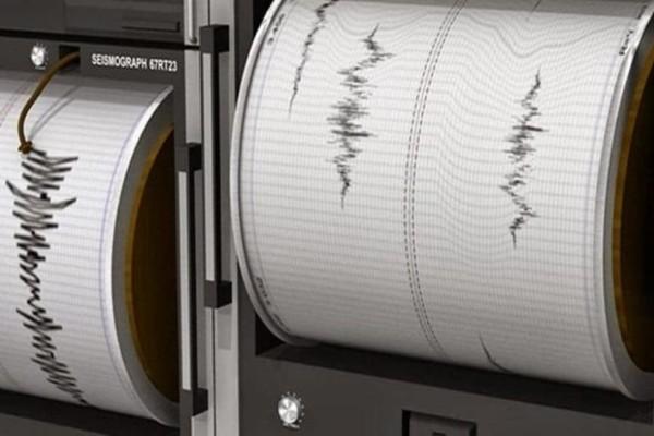 Δυνατός σεισμός ταρακούνησε την χώρα!