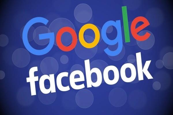 Google και Facebook βρέθηκαν το 2018 στο «μάτι του κυκλώνα»!