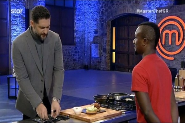 Master Chef 3: Ο Πάνος Ιωαννίδης μίλησε... σουαχίλι και μας άφησε άφωνους! (video)