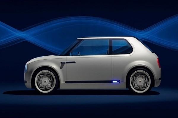 H Honda ετοιμάζεται για το πρώτο της EV στην Ευρώπη!