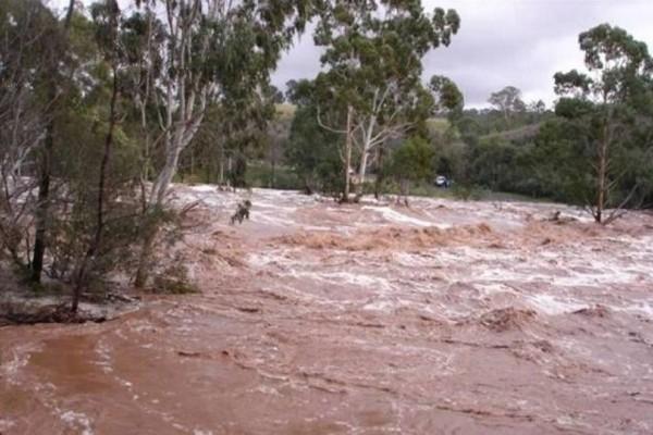 Ηλεία: Σε κατάσταση έκτακτης ανάγκης 12 χωριά από την έντονη βροχόπτωση! (Video)