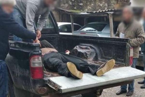 Τραγικές εικόνες στην Κρήτη: Άνδρας μεταφέρθηκε με καρότσα στο νοσοκομείο επειδή δεν υπήρχαν ασθενοφόρα!