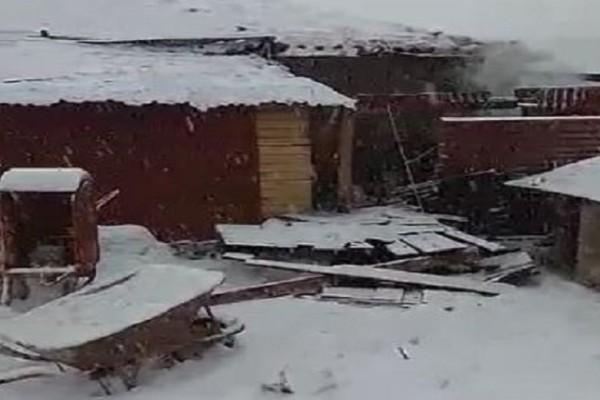 Κοζάνη: Κεραυνός έπεσε σε σπίτι και προκάλεσε έκρηξη του λέβητα! (Video)