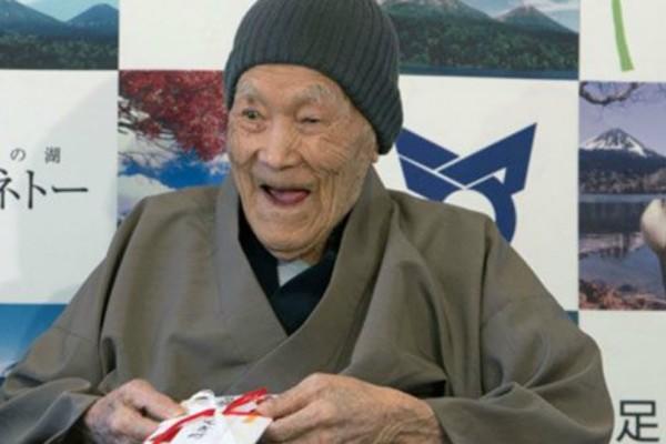 Πέθανε ο γηραιότερος άνδρας του πλανήτη