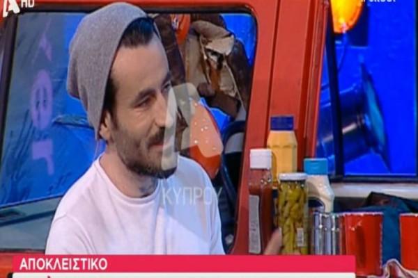 Γιώργος Μαυρίδης: Μιλά για πρώτη φορά on camera για το χωρισμό από τη Νικολέττα Ράλλη!