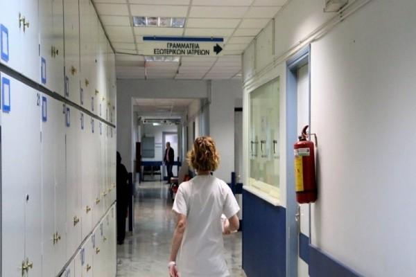 Σας αφορά: Στάση εργασίας της ΠΟΕΔΗΝ σήμερα! - Με προσωπικό ασφαλείας τα νοσοκομεία!