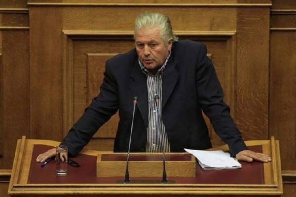 Έτοιμος να παραιτηθεί από βουλευτής των ΑΝΕΛ ο Θανάσης Παπαχριστόπουλος