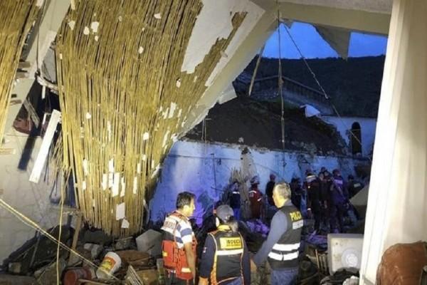 Τραγωδία στο Περού: 15 νεκροί από χείμαρρο λάσπης σε ξενοδοχείο!