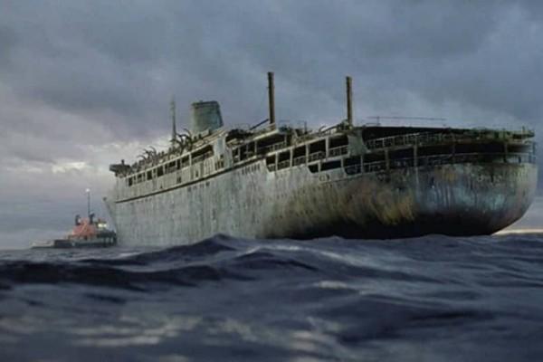 Απίστευτο: Πλοίο φάντασμα… ξεπρόβαλε μετά από 120 χρόνια!