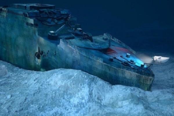 Ο Τιτανικός θα έχει εξαφανιστεί μέχρι το 2030!
