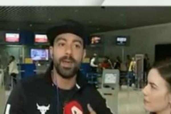 Survivor Ελλάδα - Τουρκία: Αναχώρησε για Άγιο Δομίνικο ο Σάκης Τανιμανίδης!