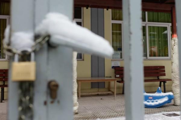 Κακοκαιρία: Κι άλλα σχολεία δεν θα λειτουργήσουν αύριο!