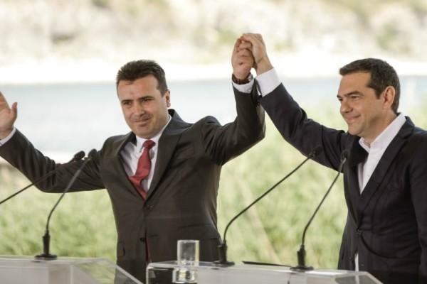 Σκέτο «Μακεδονία»: Άρχισαν οι τριβές για το νέο όνομα!