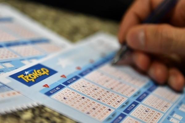 Κλήρωση Τζόκερ: Ένας υπερτυχερός κέρδισε 1,2 εκατομμύρια ευρώ