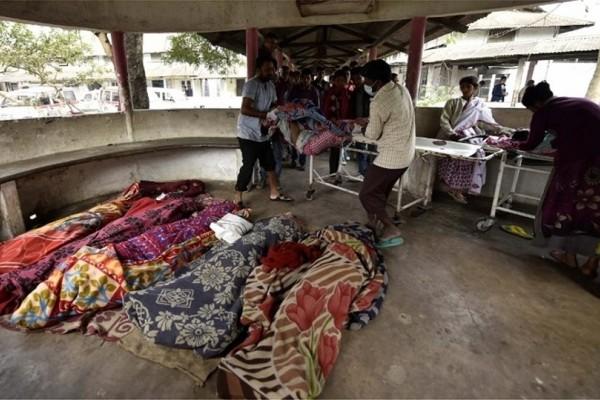 Ινδία: 99 νεκροι από νοθευμένο αλκοόλ!