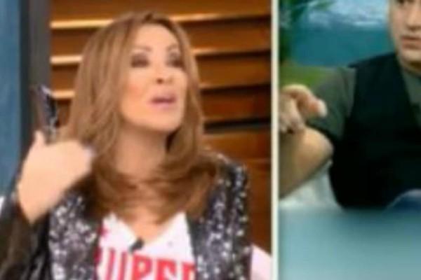 Ναταλία Γερμανού: Ο on air τσακωμός με τον Τσουρό - «Διόρθωσε με αν κάνω λάθος αλλά...»!