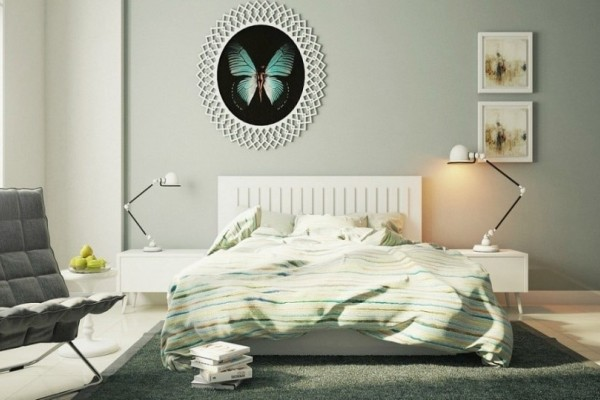 Εύκολα tips για να πετύχετε τον σωστό φωτισμό στο υπνοδωμάτιο!