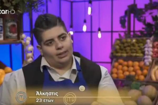 Master Chef: Έξαλλη η Άλκηστις! Τι συνέβη; (video)