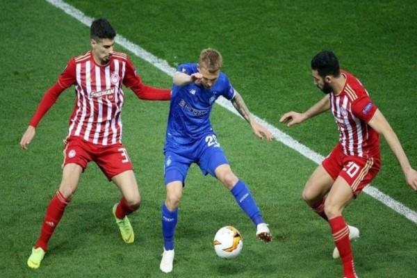 Europa League: Κηδεία στο φινάλε, πάει για το διπλό στην Ουκρανία ο Ολυμπιακός!