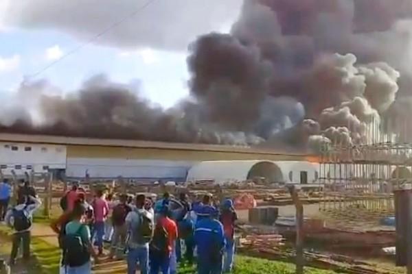 Ρίο Ντε Τζανέιρο: Νέα πυρκαγιά σε εγκαταστάσεις ομάδας!