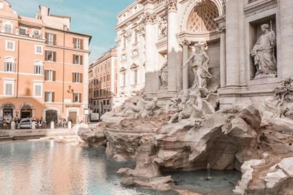 Η φωτογραφία της ημέρας: Ένα αξέχαστο ταξίδι στη Ρώμη!