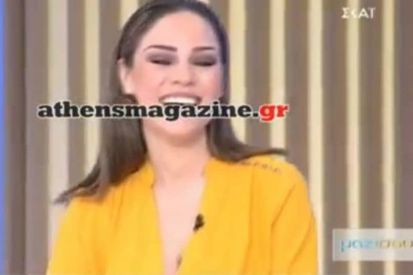 Η πρώτη τηλεοπτική εμφάνιση της Μπάγιας Αντωνοπούλου μετά την αποχώρηση από τον Γιώργο Παπαδάκη!