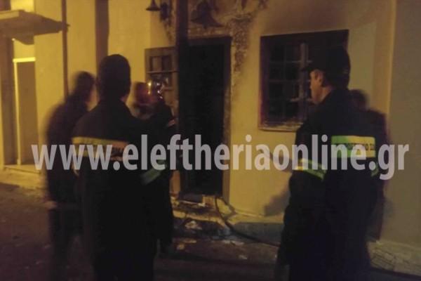 Έκρηξη σε ταβέρνα στην Καλαμάτα! Αναφορές για 3 νεκρές γυναίκες!