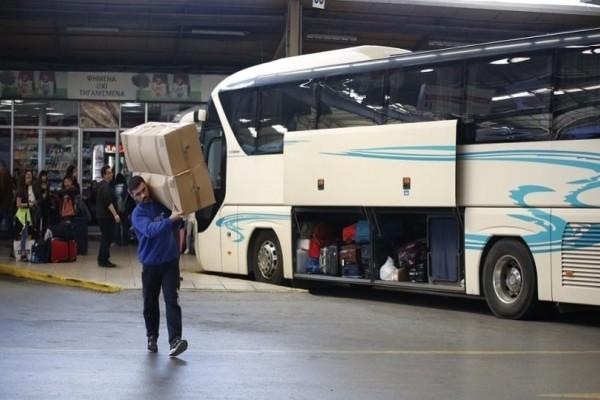 Σπάρτη: 22χρονος παραβίαζε κερματοδέκτες και εκδοτήρια του ΚΤΕΛ