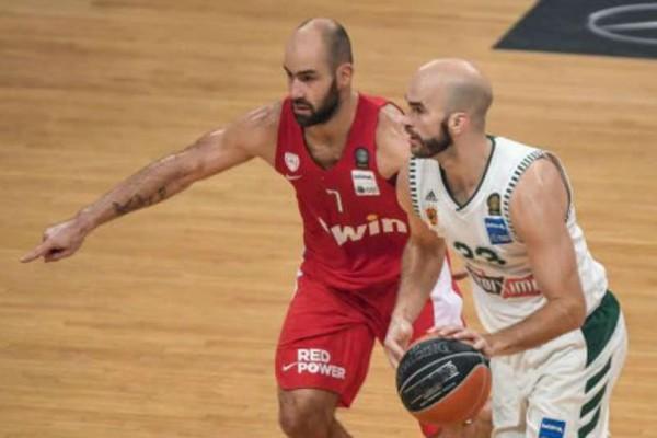 Παναθηναϊκός - Ολυμπιακός: Ο Παναθηναϊκός πέρασε στον τελικό του Κυπέλλου Ελλάδος!