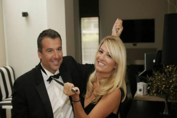Γιώργος Λιάγκας: Μιλάει ανοικτά για τον... δεύτερο γάμο της Φαίης Σκορδά!