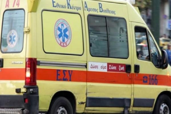 Θεσσαλονίκη: 62χρονη έπεσε από τον τρίτο όροφο πολυκατοικίας