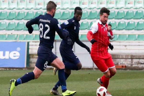 Super League: Ξάνθη - Λεβαδειακός 0-1