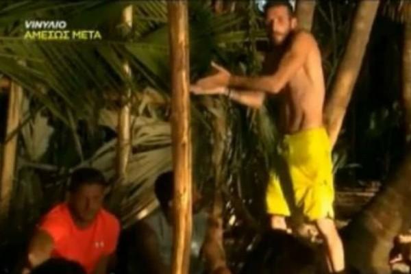 Survivor Ελλάδα Τουρκία: Απίστευτος καβγάς στην ελληνική ομάδα! Ανέβηκαν οι τόνοι και ξέφυγε η κατάσταση!