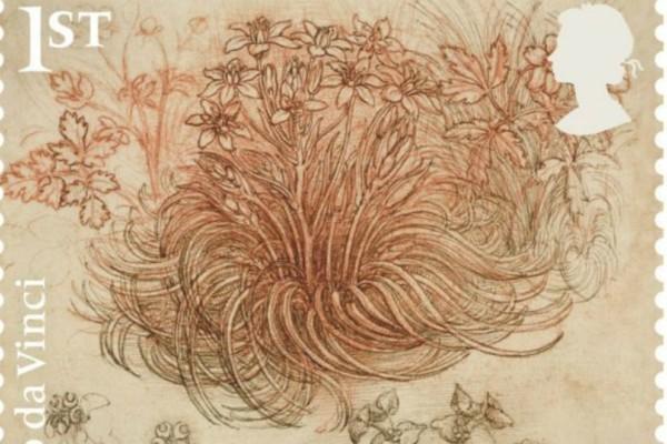 Λεονάρντο ντα Βίντσι: Οι πίνακες που έγιναν... γραμματόσημα!